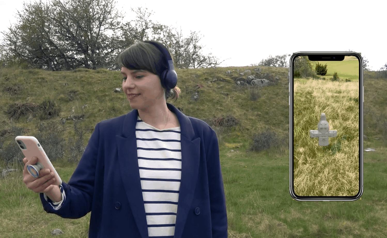 Ar i app för besöksmål